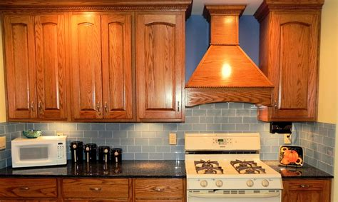 pictures of backsplashes in kitchens gray glass subway tile subway tile outlet