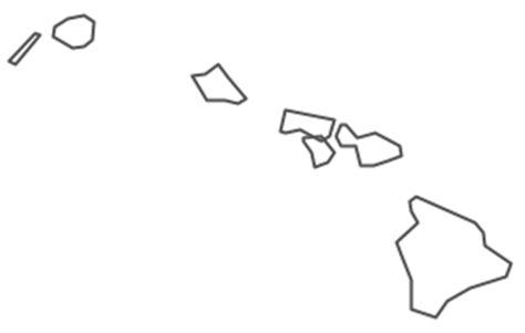 geo map usa hawaii