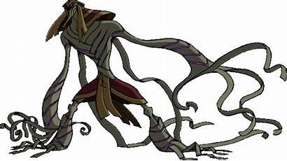 Ben Mummy Alien Snare Ultimate Oh Ben10
