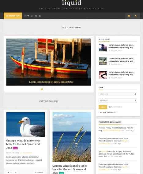 css template top bar download free css liquid templates windrunner