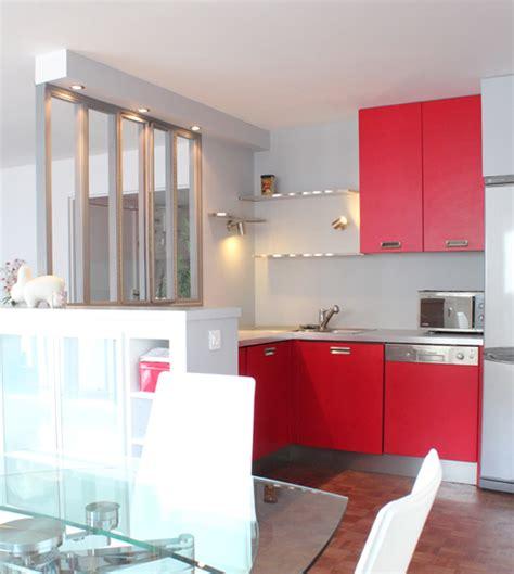 ouverture entre cuisine et salle a manger photos de conception de maison agaroth