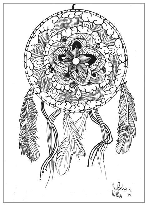 Coloré Gratuit by Dreamcatcher Mandala Difficult Mandalas For Adults