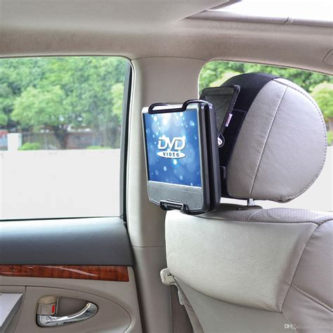 Tfy Universal Car Headrest Mount Holder With Angle