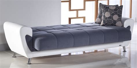 narrow sofa beds tight space