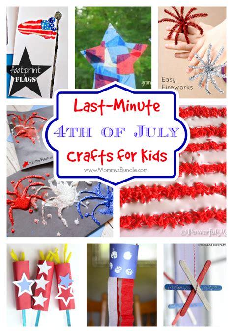 easy patriotic kid crafts you can make in minutes 774 | b6d1faaf36cc62961d2ca5028f0e6f70