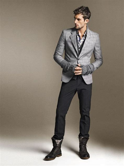 Men Sharpest Styles For Wearing Boots Divine Style