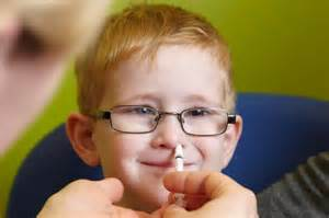 The Flu Nasal Spray Vaccine for Children Is Just like A Placebo. It ... Influenza Virus Intranasal Vaccine