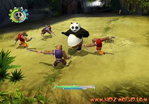 Kung Fu Panda Legendary Warriors Wii Game Preview Po
