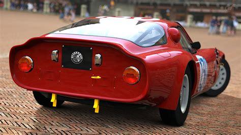 Alfa Romeo Tz2 by 1965 Alfa Romeo Giulia Tz2 Related Infomation
