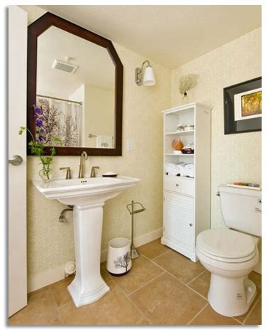 Pedestal Sink Bathroom Design Ideas by Master Bathroom Ideas Get The Most Out Of A Master Bath