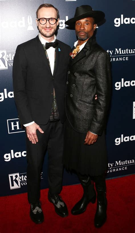Billy Porter Picture Annual Glaad Media Awards