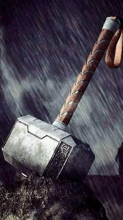 Thor Hammer Wallpapers Avengers Zedge Ringtones