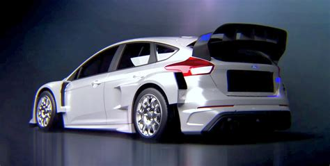 Focus Rs Rx by Gymkhana 8 Sees The St Rx43 Roar In Dubai