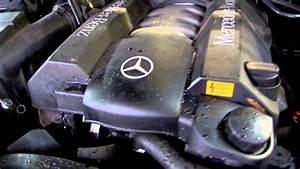 2000 Mercedes-benz Ml430 4 3 V8 Engine Test Run