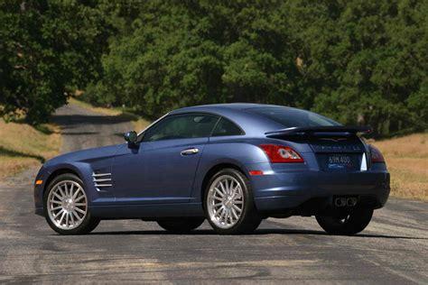 Chrysler Crossfire 2005 by 2005 Chrysler Crossfire Srt 6 Picture 108559 Car
