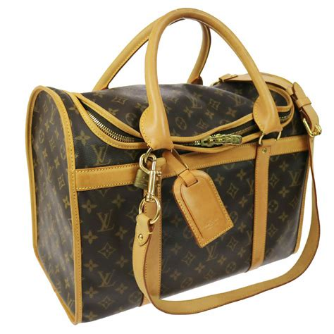 louis vuitton dog carriers totes  sale ebay