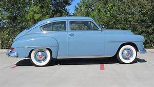 1951 Plymouth Concord 230 Ci  Automatic
