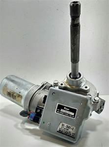 Gm Electric Power Steering Upgrade  U2013 Ford Ranger  U2013 The