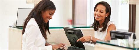 front desk receptionist duties receptionist description template workable