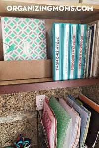 Organizing, With, Binders