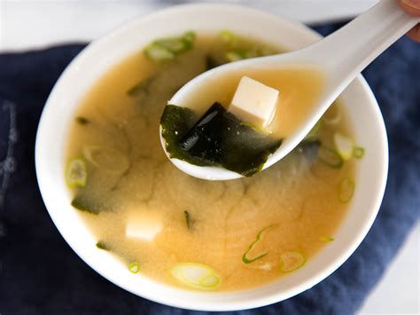 Plumbing the Depths of Miso Soup | Serious Eats
