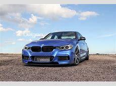 BMW 335I F30 VELGEN WHEELS VMB8 MATTE GUNMETAL 20X9