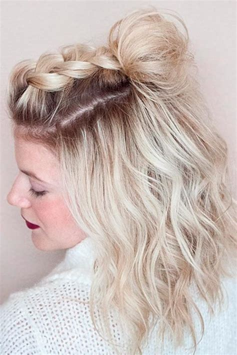 30 pretty prom hairstyles for short hair hairstyles