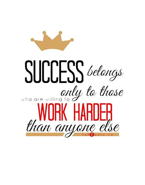 images  success hard work  pinterest