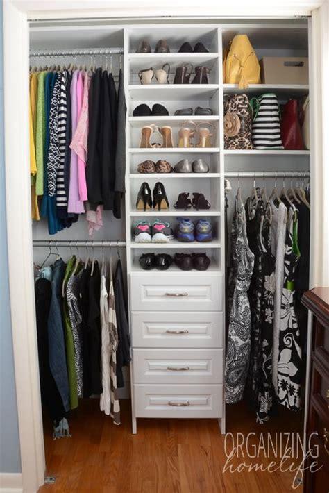 organize a small bedroom closet 1000 images about ocd organize closets on 19357   e5241dfb133500e2c295daff15818524