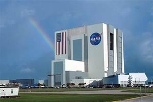 NASA - Rainbow Over Kennedy