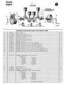 Farmall Super C Parts  U0026 Owners 2 Manuals Catalog