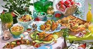 Rezepte Für Geburtstagsfeier : ein m rchenbuffet f r den kindergeburtstag lecker ~ Frokenaadalensverden.com Haus und Dekorationen