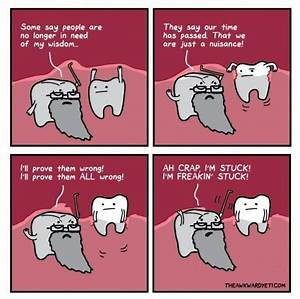18 Wisdom Teeth... Tooth Extraction Quotes