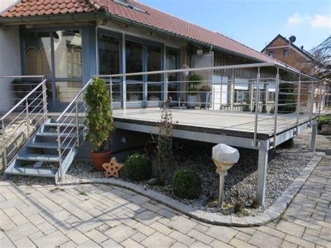 Terrassen Aus Stahl by Anspruchsvolle Und Individuelle Balkone Balkongel 228 Nder