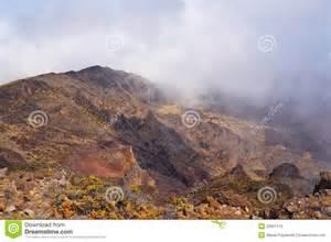 Haleakala Crater Maui Volcano