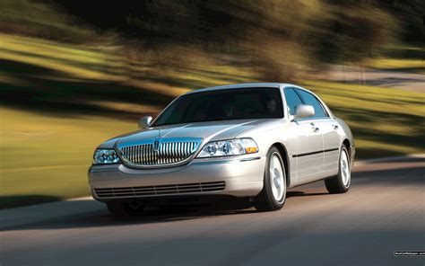 beautiful car lincoln town car wallpapers  images