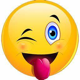 Wink Tongue Out... Funny Emoticon Quotes