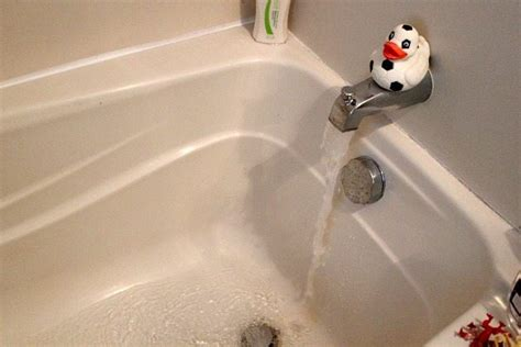 One Simple Trick To Unclog Your Tub Drain  The Creek Line