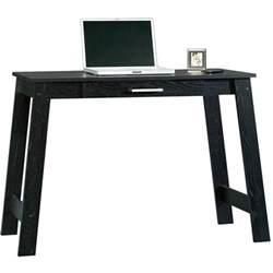 Sauder Woodworking Mainstays Writing Table, Ebony Ash