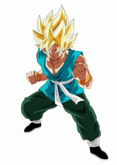 Goku End Ssj Deviantart Dragon Ball Manga