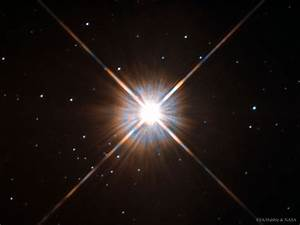 APOD: 2016 January 18 - Proxima Centauri: The Closest Star