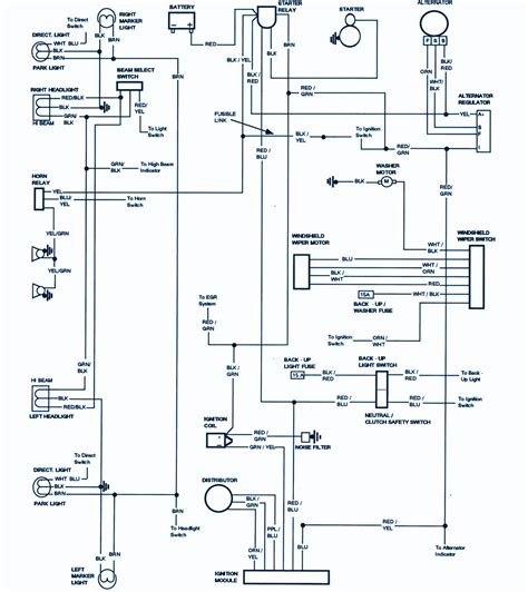 ford   lariat wiring diagram auto wiring diagrams