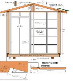 patric guide free 8x12 shed plans online