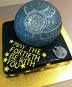 You have to see Star Wars Cake by Missundastood!