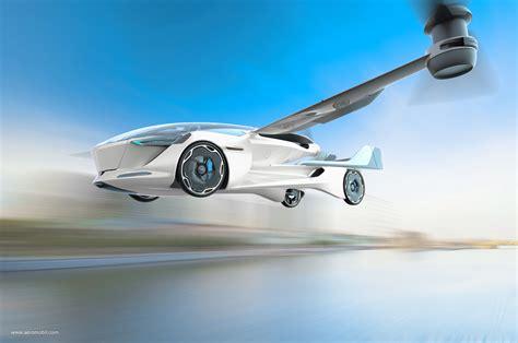 auto volante news aeromobil flying car