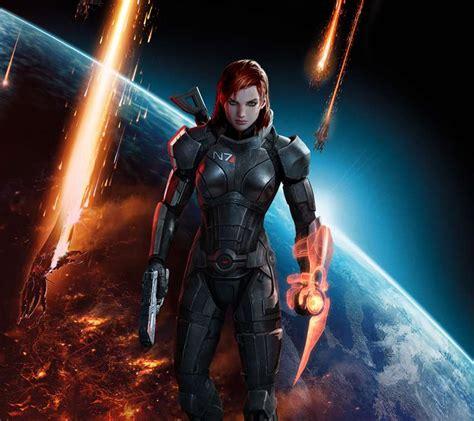 Mass Effect 3 Wallpapers Or Desktop Backgrounds