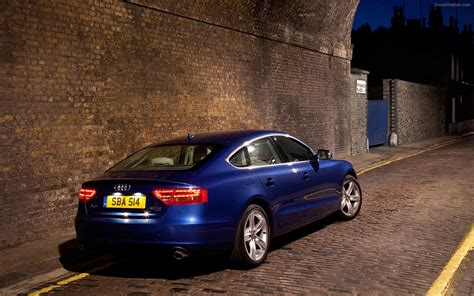 A5 Sportback New Photos Widescreen Exotic Car Pictures 12