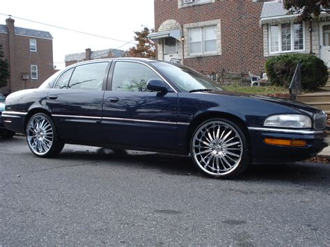 02 Buick Park Avenue by Philly Ave 2002 Buick Park Avenueultra Sedan 4d Specs