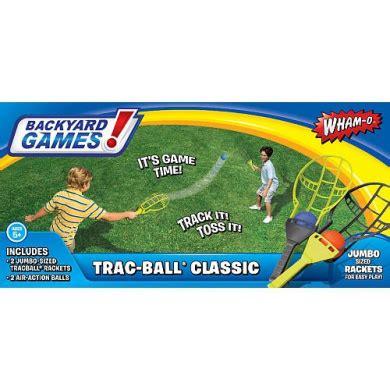 wham game wham o trac ball racket toy game by wham o shop online
