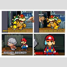 Fan Comic  Smg4's Cooking With Mario And Bowser 2 By